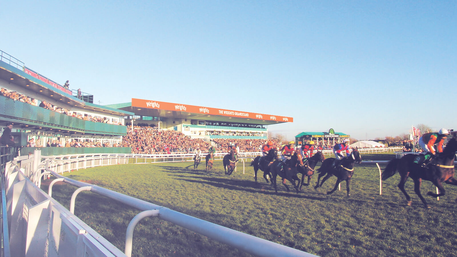 Uttoxeter Racecourse Track